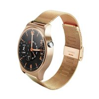 Wholesale Fashion Style Ulefone GW01 Smart Watch Bluetooth IPS Round Screen Life Waterproof Sports Wristband Watch For Android IOS