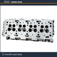Wholesale Excellent quality Engine D20 CYLINDER HEAD for GREAT WALL HOVER HAVAL H5 HAVAL H6 WINGLE L ED01 ED01
