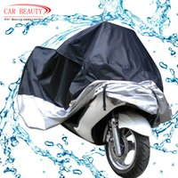 Wholesale High Quality Motorcycle Cover XL Size CM Rainproof Snowproof Dustproof UV Protection Motorbike Bicycle Covers