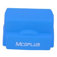 Precio de Meike flash de la cámara-Cámara Mcoplus azul de silicona difusor de flash para Canon Nikon Meike Yongnuo Speedlite SB910 SB900 SB600 SB400 580EX II 430EXII