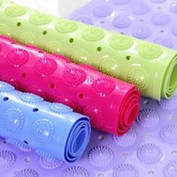 Wholesale Eco Friendly PVC Premium Mat High Quality Toilet Bathroom Anti Silp Mat