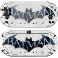 Wholesale Cartoons Anime Batman Waterproof Decal gift Skin PSP vita console Cover PSP vita Skin Stickers Protective Skins