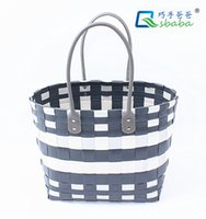 beach clothing stores - Qsbaba basket beach bags handbags beautiful shape fashion material environmental health When you go to the beach very convenient store so