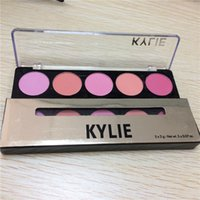 Wholesale Latest Kylie colors Blush g Hot Face Makeup Cosmetics Pro Face Blush by DHL Free