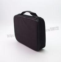 Cheap Wholesale-Soft Carrying Case bag for fluke hioki sanwa Kyoritsu victor Uni-T hioki sanwa Handheld Multimeter,Phase Indicator,Clamp meter