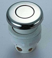 Does not apply air blower spa - stainless steel Air Button Bath Spa Tub Pump Blower Control On Off PUSH BUTTON