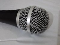 Wholesale Microphone accessory Grille Ball type for fit PG58 Ball Head Mesh microphone parts