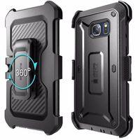 beetle belt - For iPhone SE S G S Plus S Plus Supcase Unicorn Beetle Pro Defender case with Belt clip holster For Samsung S7 edge