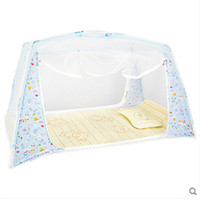 baby bedding discount - Crib tents Promotion and Discount Baby Crib Tent Baby Crib Bed Mosquito Net and Retail Summer Kids Crib Mosquito