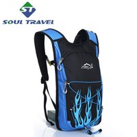 Wholesale Sould Travel Polyster Rainproof Bicycle Backpack Bag Men Women Cycling Bags Backpacks Bike Accessories Fashion Bicicleta Bolsa