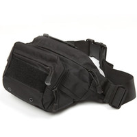 acu waist pack - Sports Cycling Nylon Waist Packs Military Tactical Waist Packs w Waist Belt EDC Camping Hiking Daypacks Casual Bags ACU CP