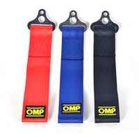 tow hitches - Tow Strap cmx5cm Max Load t Hooks Tow Truck Hot Good Quality Multi Colors Trailer Hitches For Cars