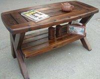 Wholesale Wooden Table Garden Wooden Table K Type Wooden Table Living Room Desk