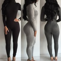 Wholesale New Rompers Jumpsuits For Women Jumpsuit Romper Plus Size Womens fashion casual sexy bodycon jumpsuit women clothes clothing JP200
