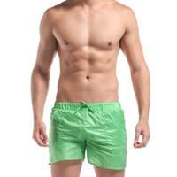 Wholesale Summer Beach Mens Jet Surf Male Bath Large Size Brand Swimming Shorts Man Swimsuit Swimwear Sexy Bermudas Swim G404