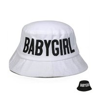 age protection - 2016 black and white ms age season fisherman hat fashion street POTS cap high grade cotton babygirl hat