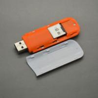 Desbloqueado 7,2 M módem 3G HSUPA módem inalámbrico USB Qualcomm 7200 SIM con EDGE WCDMA GSM WLAN adaptador de tarjeta de red 3g clave usb