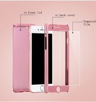apple grey screen - Complete Coverage of degrees back cover Cell Case With Tempering Glass For G S G S splus screen film