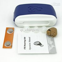 Wholesale Mini ITE Hearing Aid Sound Voice Amplifier K Newest