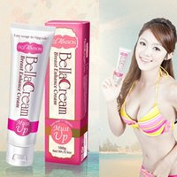 Wholesale 2016 Must Up New Powerful Pueraria Breast Enlargement Cream g Bust Cream Breast Enhancer Breast Enlargement Bella Cream DHL Free