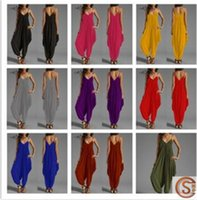 best casual pants - Best Sales Woman Jumpsuits and rompers Women Trousers Girls Loose Fitting Pants Ladies Loose Jumpsuits Clothing D
