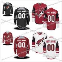 arizona high - Cheap Custom NEW Arizona Coyote Men s Women Kids High Quality Customized Home Hockey jersey