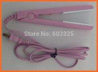 100-250V Professional Mini rose en céramique de cheveux électronique Curler Fer à friser Cheveux frisés Bod ordinateurs dropship Cheap