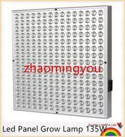 Wholesale 1pcs W Led grow light AC85 V Full Spectrum Hydropinics Systems grow lamp for Plant aquarium led lighting AC85 V