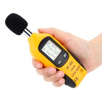 Wholesale Digital LCD Display Sound Level Meter Decibel Monitoring Logger Tester Handy Instrument for Sound Control Noise Diagnostic tool