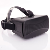 3d active shutter glasses - USA Wearable VR Virtual Reality D Viewing Google Glasses Black for IMAX D Moive Phone