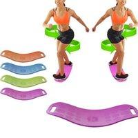 balance trainer board - Fit Board Balance Board Yoga Board Fitness Sports Trainer Workout Board Yoga Fitness Balance Trainer KKA956