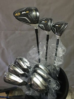 Wholesale 2016 Complete set Golf clubs M2 driver M2 fairway woods M2 irons PS Come headcover
