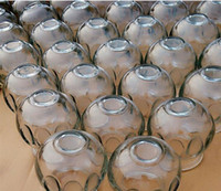 Wholesale Cupping Therapy Sets Glass Massage Vacuum Body Cups Set Anti Cellulite Cupping Chinese Medical Body Cupping Acupuncture Massage Therapy