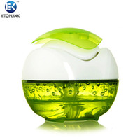air freshers - USB Night Light Negative Ions Air Purifier Fresher Aroma Diffuser Humidifiers