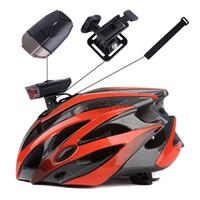 Wholesale 2016 LED USB Rechargeable Bike Handlebar Light Waterproof Bicycle Headlight Cycling Helmet Light
