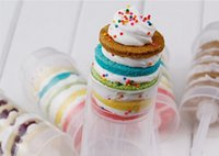 Wholesale 300pcs Cake Push Pops Push Ups Ice Cream Pop The New Cupcake By Classikool