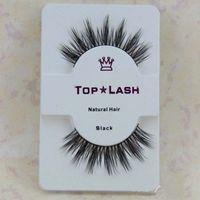 Wholesale 10 Pair Women Black Luxurious Real Mink Natural Thick Eye Lashes Soft Long Handmade False Eyelashes Makeup Extension Beauty Tools