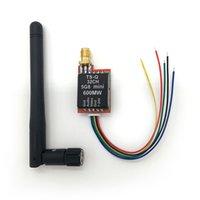 av module - New Car Video Backview System Wifi Aerial Photo Backview TS5858 FPV G CH mW Mini Wireless AV Transmitter Module for FPV
