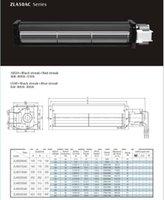 Wholesale A50250 A50420AC cross flow fan crossflowfan draught fan cross flow fan