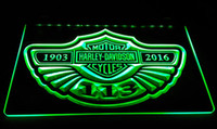 Wholesale LS604 g Harley Davidson Motor Cycles Neon Light Sign jpg