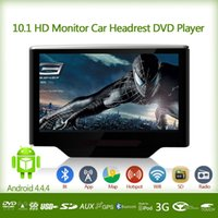 africa plays - Android Car Headrest Car DVD Player HD Capacitive Touch Screen Support FM transmission Wifi Smoothly play MP3 MP5