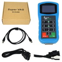 auto tools odometer - Super VAG K CAN Plus Auto Key Programmer Newest Odometer Correction Diagnostic Tools for Audi for BMW