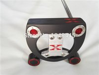 Wholesale Fu tura X Putter Fu tura X Golf Putter Clubs quot quot quot inch Regular Stiff Steel Shaft With Head Cover