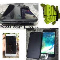 8gb noir Avis-128 Go Goophonie i7 plus 8GB ROm 1: 1 clone cellulaires 4.7