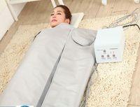 Wholesale far infrared heat Ozone blanket Sauna Spa Capsule Massage Slimming Blanket