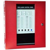 Wholesale 16 Zones Fire Alarm Control Panel smoke alarm system