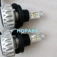 Wholesale Five Optional Colours Headlamp Kit H13 High Low LM Car CREE Led Headlight Kit Safer With Fanless Design