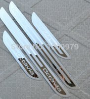 Wholesale 2008 for Skoda Octavia a a7 a9 Stainless Steel Door Sill Plate car accessories