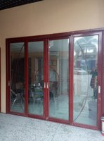 aluminium sliding windows - High Quality Aluminium Sliding Window and Door Saga Door