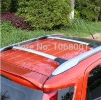 Wholesale Dedicated Ecosport Roof Rack Cross Bar Silver Color SET Car Luggage Holder Cross Bars For Ford Ecosport